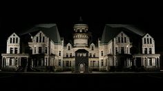 Ohio State Reformatory, The Shawshank Redemption, haunted, night (Credit: Scott Sukel)