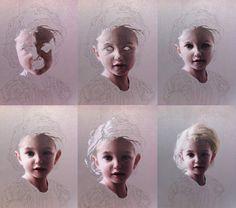 Painting in Progress Bryan Larsen twin2blog