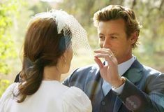 """""""The truth is I love you."""" — mariahgem: jisbonaddict: It's so good to think. Robin Tunney, Simon Baker, The Mentalist, I Love You, Pop Culture, Tv Shows, Couple Photos, Orchids, Gentleman"""