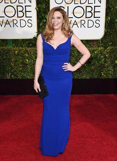 Golden Globes 2015 Red Carpet Arrivals | Natasha Lyonne ('Orange is the New Black')