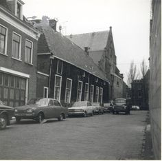 brede plaats 1968 Historisch Centrum Leeuwarden - Beeldbank Leeuwarden