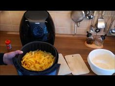 Actifry, Fett, Ethnic Recipes, Youtube, Homemade, Food And Drinks, Cooking, Food Food, Youtubers