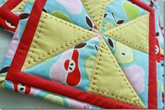 pot holders quilted