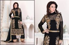 New Bollywood Suit Anarkali Indian Designer Pakistani Party Ethnic Salwar Kameez…