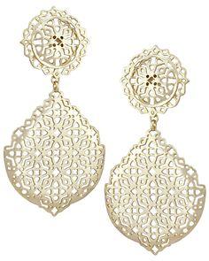 Genevieve Statement Earrings - Kendra Scott Jewelry