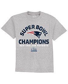 ed366b596 Majestic Men s New England Patriots Champ Official Locker Room Trophy  T-Shirt  Macys  Fashion  Fanwear  NFL  SuperBowl …