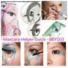 Saya menjual Mascara Helper Guide/alat bantu pakai mascara - BEY003 seharga Rp25.000. Dapatkan produk ini hanya di Shopee! https://shopee.co.id/larisastore/10662941 #ShopeeID