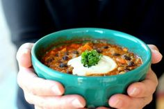 Black Bean, Sweet Potato and Quinoa Chili | Tasty Kitchen: A Happy Recipe Community!