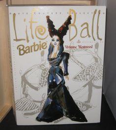 Vivienne Westwood Life Ball Barbie Doll NRFB LE 1000