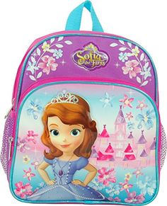 Disney Junior Sofia the First Lovely Castle 10 Toddler Mini Backpack * Visit the image link  sc 1 st  Pinterest & Playhut Sofia The First Princess Castle Tent * ** AMAZON BEST BUY ...