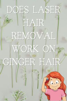 Surprisingly, different color hair can actually affect the results of your laser hair removal treatment. Click to find out if people with ginger hair can receive the treatment. We also go into how laser hair removal works and how you can prepare for your session.