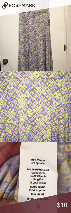 LuLaRoe Maxi Skirt LuLaRoe Maxi Skirt LuLaRoe Skirts Maxi