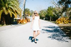 The Camilyn Beth 'Fifi' Dress in Ivory.  SS16   Shannon Kirsten Photography