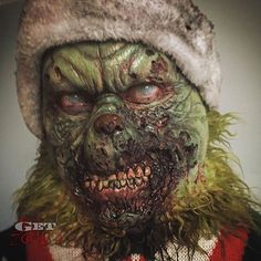 Image result for grinch horror sfx