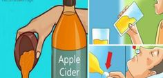 apple cider vinegar has an infinite number of usages, from salads, pickles to pies. But, apple cider vinegar can also be used for drinking. If you drink some apple cider vinegar before going to bed, Apple Cider Vinegar Remedies, Apple Cider Vinegar For Skin, Home Remedies, Natural Remedies, Diabetes Mellitus Tipo 2, Bebidas Detox, Lower Blood Sugar, Acv, Weight Loss Before