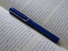 pretty handwriting --- Something that mine is NOT!