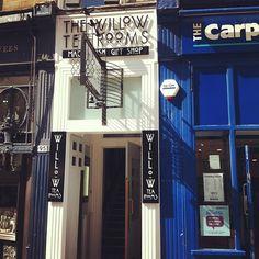 The Willow Tea Rooms (Glasgow, Scotland)