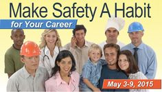 The goal of North American Occupational Safety and Health Week is to focus employers, employees, partners and the public on the importance of preventing injury and illness in the workplace, at home and in the community. Learn how to make workplace safety a habit. | Mark's Work Wearhouse, Yorkton
