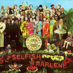 PARODIE The selfich Marlene