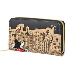 Mickey Mouse Streets Wallet