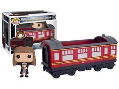 Pop! Rides: Hogwarts Express Traincar with Hermione Granger | Funko