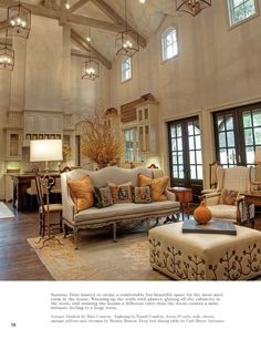Wow! Beautiful room.