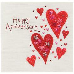 ♥ Happy anniversary