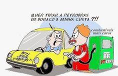PETRÓLEO - CEARÁ MERCADO FECHADO!: O SETOR DE PETRÓLEO TÁ PASSANDO AO LARGO DA CRISE