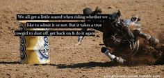 My only fear when I barrel race is my horse falling Barrel Racing Quotes, Barrel Racing Horses, Barrel Horse, Rodeo Quotes, Equestrian Quotes, Equestrian Problems, My Horse, Horse Love, Horse Tips