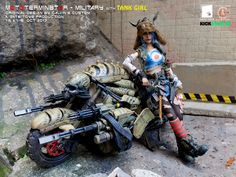 Calvin's Custom X GATE TOYS 1/6 OneSixthScale Original Design MOTOTERMIN8TOR Original Design by Calvin's Custom A GATE TOYS Production Available on KICKSTARTER Oct 2017  #Calvinscustom #GATETOYS #MOTOTERMINATOR #MOTOTERMIN8TOR #OneSixthScale #Motorcycle #CustomBikes #ActionFigures #Collectibles #TerminatorSalvation #Terminator #Tankgirl