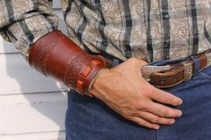 Cowboy Cuffs