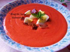 Blog da Suzy : Salmorejo (fácil)