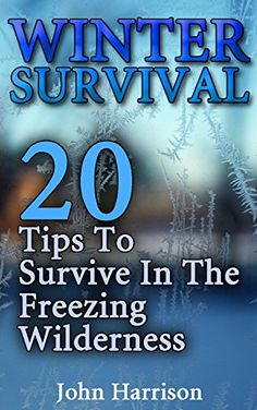 Winter Survival: 20 Tips To Survive In The Freezing Wilderness: (Prepper's Guide, Survival Guide, Alternative Medicine, Emergency) - https://freebookzone.download/winter-survival-20-tips-to-survive-in-the-freezing-wilderness-preppers-guide-survival-guide-alternative-medicine-emergency/