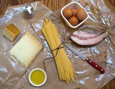 Recipe: Authentic Spaghetti alla Carbonara — Weeknight Dinner Recipes from The Kitchn