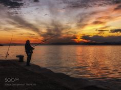 The fisher by mapyp77. Please Like http://fb.me/go4photos and Follow @go4fotos Thank You. :-)