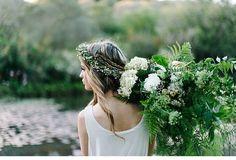 Bohemian Braut-Shooting am Wasser von Debbie Lourens Photography - Hochzeitsguide