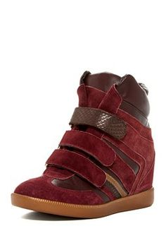 Anthony Wedge Sneaker. great sale
