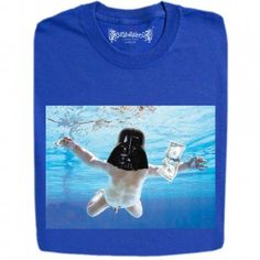 Nevermind The Darth T-Shirt and Hoodie