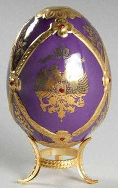 FRANKLIN MINT Russian Faberge Egg Collection Replacements.com