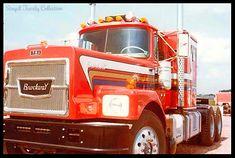 761 tilt nose Brockway Truck Old Ford Trucks, Mack Trucks, Big Rig Trucks, New Trucks, Cool Trucks, Antique Trucks, Vintage Trucks, Ww2 Fighter Planes, Cat Engines