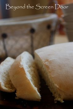 Easy Homemade Bread Recipe~ This recipe is super easy and the bread tastes wonderful!!!!  I'll be making this lots!