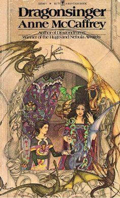 'Dragonsinger' by Anne McCaffrey
