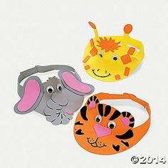 Zoo visors