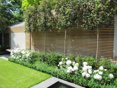 We built several of our now speciality outdoor rooms as well as a couple of larger family gardens in Clapham and Balham.  …
