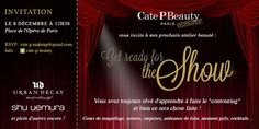 Cate P. Beauty Workshop in Paris   Timodelle Magazine