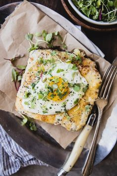 Croque Madame | The