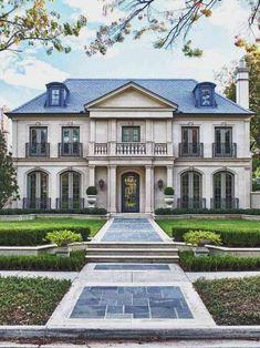 Classically designed French Manor house | WAV