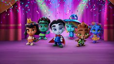 Image result for Super Monsters party