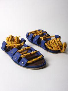 Bernhard Willhelm x camper sandal