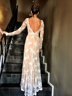 Wedding gown by Lihi Hod